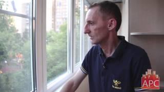 видео быстрый ремонт квартиры, из немецкого оконного профиля