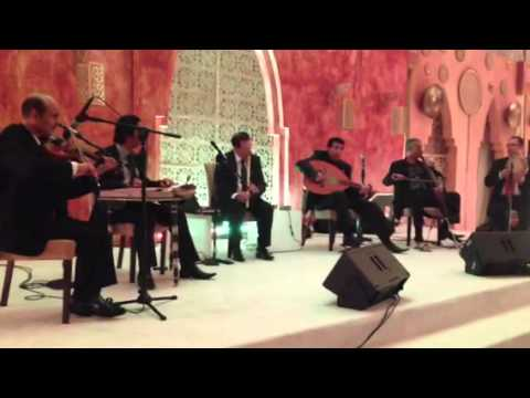 Cairo opera house performance live at St Regis Doha