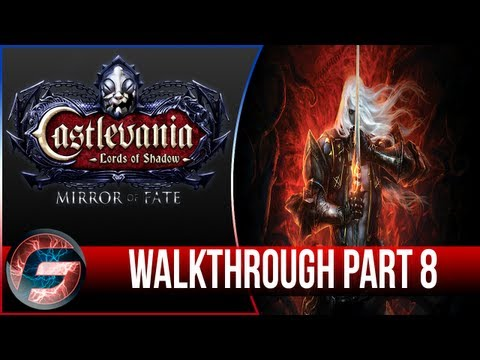 Castlevania Lords of Shadow Mirror of Fate Walkthrough Part 8 [3DS]  