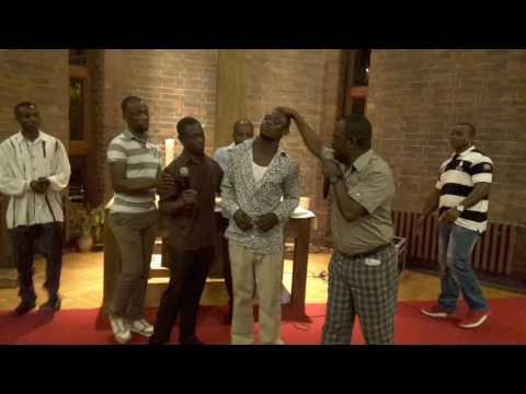 Pastors,Doctor's politicians are all in Marine Kingdom prophet Isaac Badu Berlin