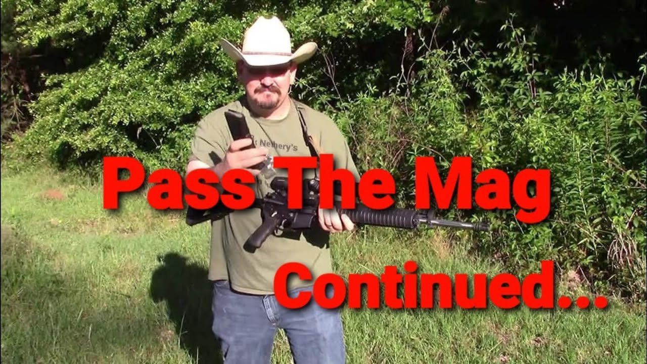 Pass The Mag Continued  #PassTheMag