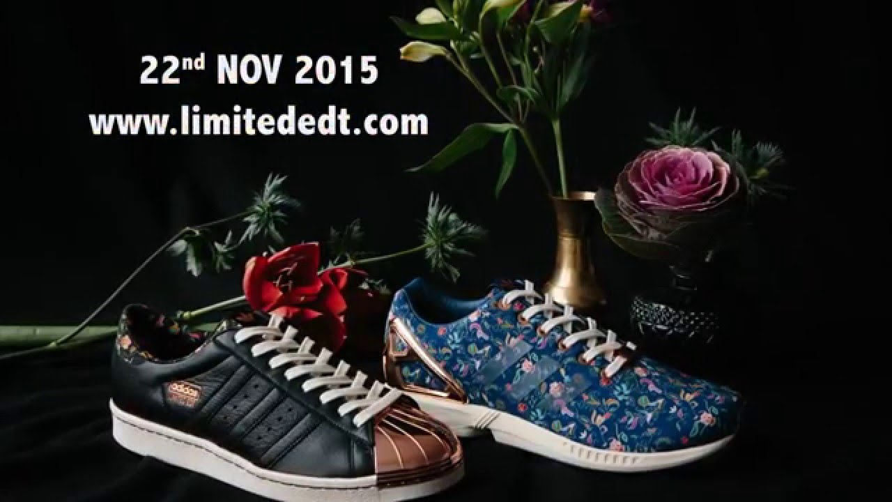 adidas x Limited Edt Superstar and ZX Flux