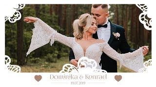 "Zwiastun weselny ""Dominika i Konrad"" - Wedding Promo"