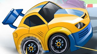 Mini Cars Racing Level 1-8 Walkthrough