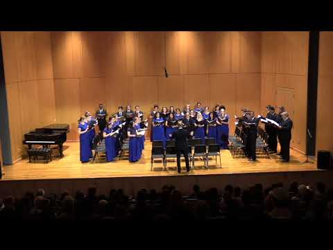 Hark, I Hear the Harps Eternal - arr. Parker - UWF Singers, Dr. Peter Steenblik
