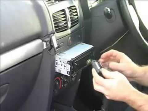 how to install a sony cdx gt420u car stereo youtube rh youtube com