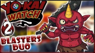 ►BLASTERS TEST ; Trouve la SORTIE◄[Yo-Kai Watch 2 FR] Esprits F. & Fantômes B.