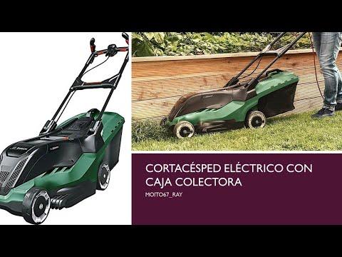 Cortacésped Eléctrico, Bosch AdvancedRotak 770 / 06008B9302