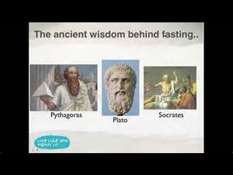 THE BENEFITS OF FASTING PART #1