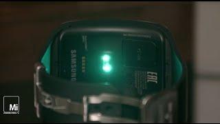 Samsung Gear S. Первый часофон на Tizen.