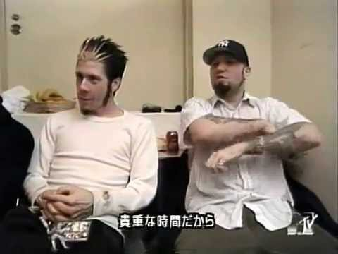 Limp Bizkit - Interview and Show Pro Shot - Live at On Air West (Tokyo, Japan Full 1998)