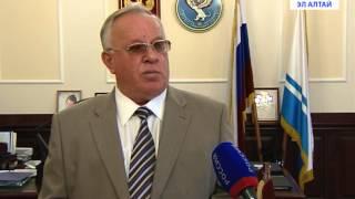 А. Ойношев назначен председателем комитета по охране  животного мира(, 2014-09-04T08:23:40.000Z)