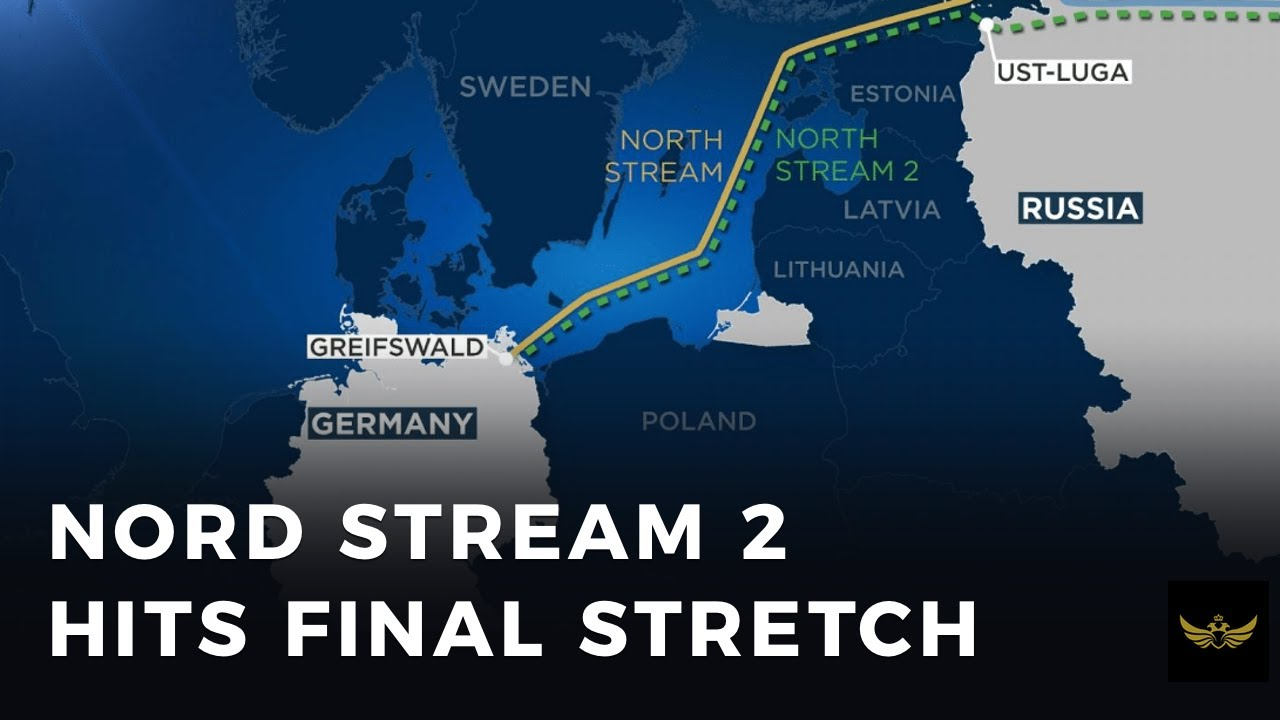 Nord Stream 2 final stretch & Russia-Cyprus try to mend fences (Before the video)