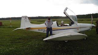 Полет на самолете Pioneer 230(, 2016-06-18T16:55:53.000Z)