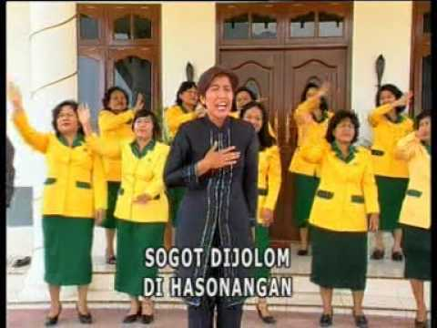 Rita Butarbutar - Marlonjong Au Tuhan