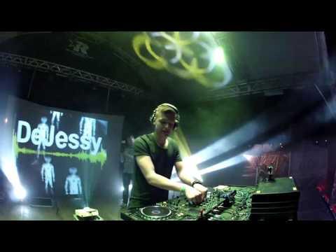 DeJessy - Revolution Club Festival pres. Music Fortress [26.08.2016 - Park za OOK / Oborniki]