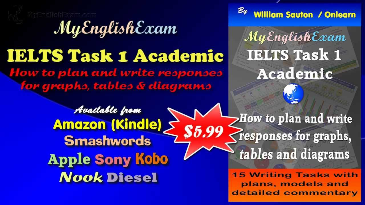 ielts academic writing task #1 youtube video of all time