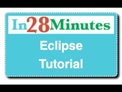 Eclipse Java Tutorial For Beginners with Maven & Git - New Version