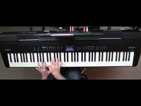Mumford and Sons - The Cave (Advanced Piano Arrangement)