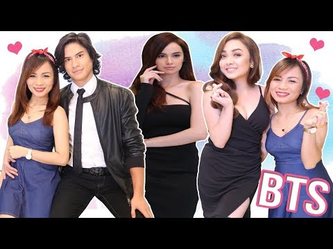 BTS SA SHOWBIZ!! | Celebrities in Real Life (GMA7)