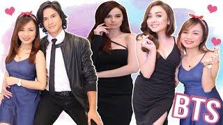 BTS SA SHOWBIZ!!   Celebrities in Real Life (GMA7)