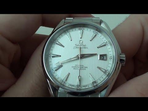 Omega Seamaster Aqua Terra Chronometer (231.10.42.21.02.001)