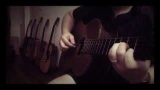 Đêm lao xao - guitar cover