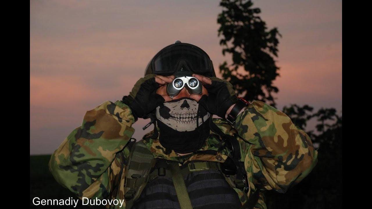 Военнослужащий НМ ДНР: \