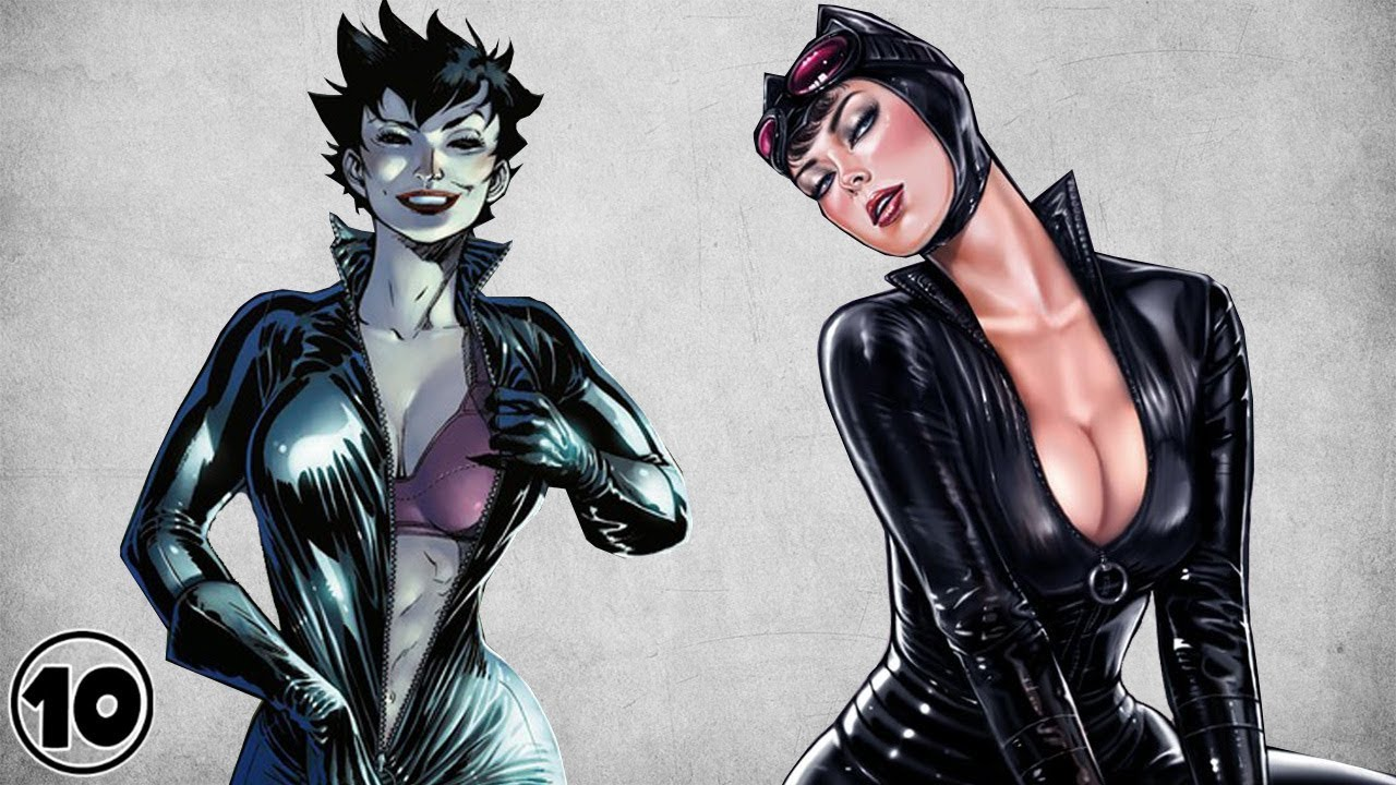 Catwoman Information
