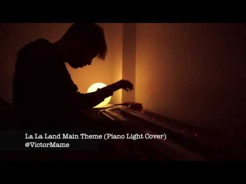 La La Land Main Theme (Piano Light Cover) - Sheet Music