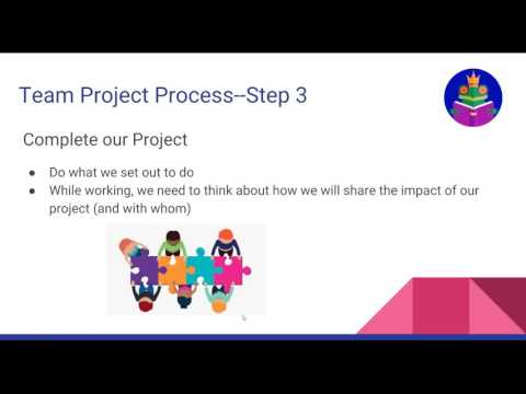 Ready, Willing and Fable Project Outreach Webinar for Team Managers
