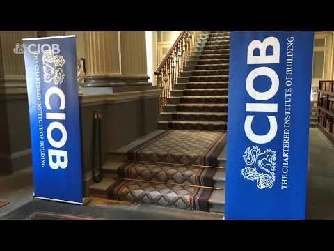CIOB Members Forum 2019 in Edinburgh