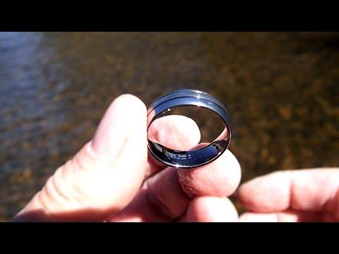 River Treasure Found: Precious Metal Rings!!! Silver & Gold!!!