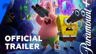 The SpongeBob Movie: Sponge on the Run | Official Trailer | Paramount+