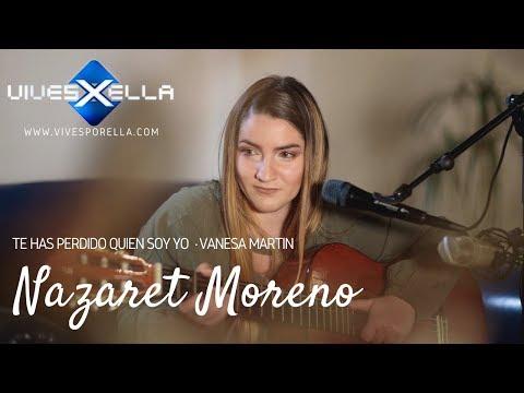Te Has Perdido Quién Soy Yo: Vanesa Martín | Cover: Nazaret Moreno (Sesiones Vivesporella)
