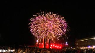 HD| Pyronale 2013 | PHILIPPINEN Dragon Fireworks