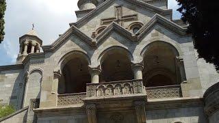 Армянская церковь в Ялте(Храм армянской апостольской церкви в Ялте считается одним из шедевров армянской архитектуры Крыма. Ведут..., 2016-06-26T14:34:33.000Z)