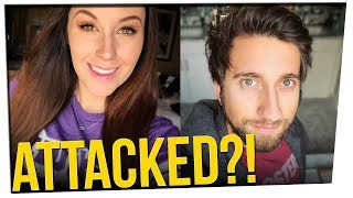 Crazed Fan Breaks into YouTubers