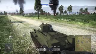 T-34 1942 - 20 Kills on Mozdok
