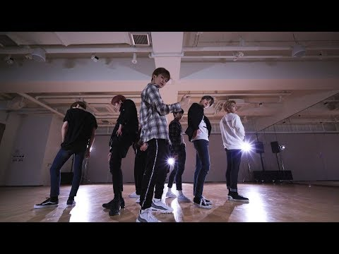 NCT U 'BOSS' Choreography Video @MTV Asia Spotlight
