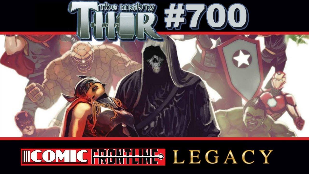 legacy the mighty thor ile ilgili görsel sonucu