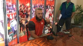 Clemson LB Ben Boulware speaks out against being labeled a dirty player