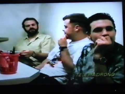 """The Natal Pride- Entrevista TV 1993 """" Jorge Castro habla de su disco """"Intense"""""""