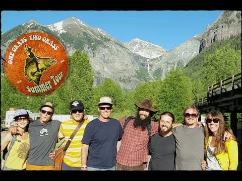 Moonlight Fills The Hills - One Grass Two Grass - 2016 Telluride Bluegrass Festival Band Competition