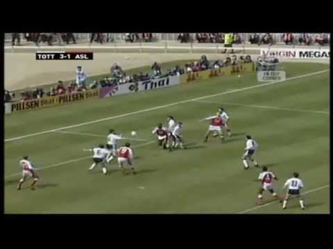 Tottenham 3-1 Arsenal, FA Cup S/F 1991