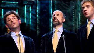 Greensleeves (a cappella, The King's Singers)