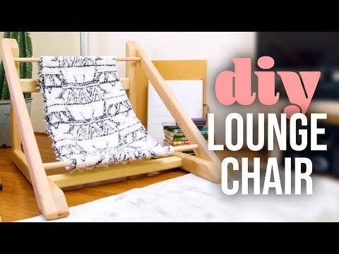 DIY Bohemian Lounge Chair - HGTV Handmade