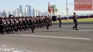 Today live for Qatar national day..trial. part..2