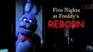 Five Night's at Freddy's REBORN Night 1-2