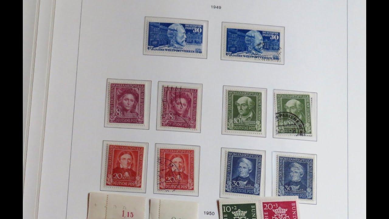 Deutsche Briefmarken Wertvoll Oder Nicht Der Ungefähre Wert Der